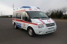 康福佳牌QJM5043XJH型救护车