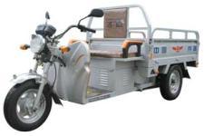 洛嘉牌LJ3000DZH型电动正三轮摩托车图片