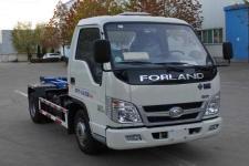 沃达特牌QHJ5032ZXX型车厢可卸式垃圾车