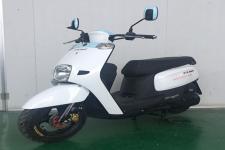 双菱牌SHL100T-4A型两轮摩托车