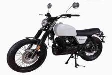 天地游侠牌TD150-33型两轮摩托车