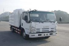 沪光牌HG5078TXC型吸尘车