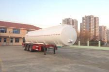 华昌牌QDJ9401GRH型润滑油罐式运输半挂车