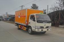 程力威牌CLW5040XZWE5型杂项危险物品厢式运输车