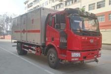 程力威牌CLW5181XQYC5型爆破器材运输车