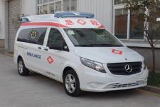 雨花牌NJK5031XJH5型救护车