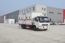 江特牌JDF5120XFWE5型腐蚀性物品厢式运输车图片