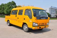 解放牌CA5041XGC81L型工程车
