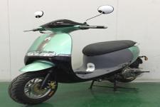 双菱牌SHL100T-6A型两轮摩托车