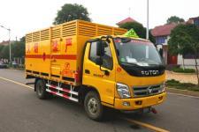 同心牌TX5083XRY5FT型易燃液体厢式运输车