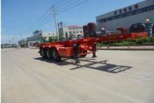 特运8.5米36.5吨3轴集装箱运输半挂车(DTA9401TJZ2)
