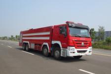 江特牌JDF5410GXFPM240型泡沫消防车