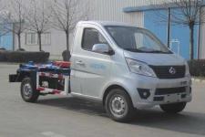 沃达特牌QHJ5025ZXX型车厢可卸式垃圾车