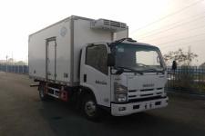 冰熊牌BXL5040XLC2型冷藏车图片