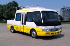 解放牌CA5051XGC80型工程车
