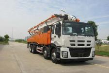 楚天牌HJC5421THB型混凝土泵车