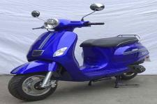 三铃牌SL125T-16A型两轮摩托车