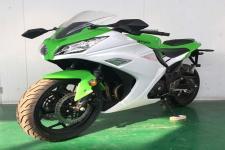 双菱牌SHL350型两轮摩托车
