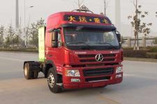 大运单桥危险品运输半挂牵引车336马力(CGC4180N5XAA)