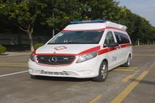 广通客车牌GPY5032XJHSHTB0型救护车图片