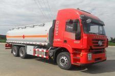 勤宏牌SQH5255GYYC型运油车