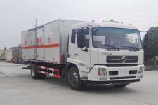 国五东风天锦易燃液体厢式运输车