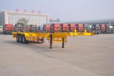 华宇达牌LHY9400TJZ型集装箱运输半挂车