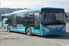西虎牌QAC6100NG5型城市客车