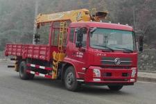 东风牌DFC5180JSQBX1DV型随车起重运输车