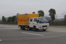 江特牌JDF5040XRYJ5型易燃液体厢式运输车