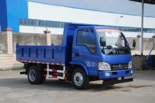 英田牌YTP3040XY5TA型自卸汽车图片