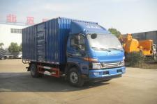 HCQ5046XXYHF5型华通牌厢式运输车图片