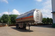 运力9.3米24.2吨2轴铝合金运油半挂车(LG9290GYY)