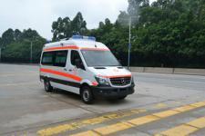 广客牌GTZ5040XJH-3H型救护车