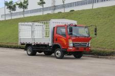 豪曼牌ZZ2048CCYD27EB0型越野仓栅式运输车图片