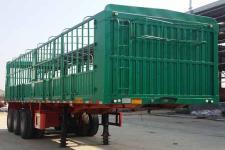 亚中车辆牌WPZ9403CCY型仓栅式运输半挂车