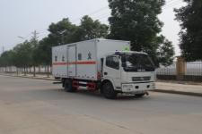 江特牌JDF5120XZWE5型杂项危险物品厢式运输车