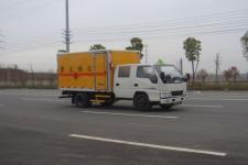 江特牌JDF5040XRQJ5型易燃气体厢式运输车