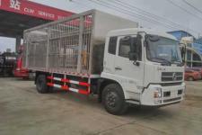 CLW5160CCQD5型程力威牌畜禽运输车图片