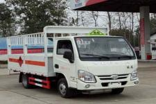 程力威牌CLW5030TQPNJ5型气瓶运输车