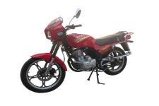 宝雅牌BY125-30B型两轮摩托车图片