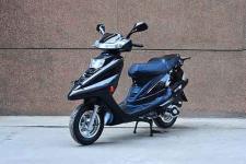 宝雅牌BY125T-22F型两轮摩托车图片
