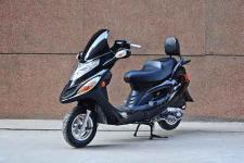 宝雅牌BY125T-26型两轮摩托车图片