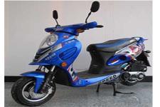 宝雅牌BY125T-28型两轮摩托车图片