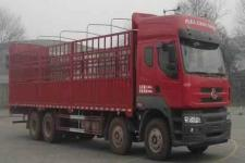 东风柳汽国四前四后八仓栅式运输车330-388马力15-20吨(LZ5310CCYQELA)