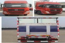 东风牌DFL5253XXYAX1B型厢式运输车图片