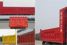 东风牌DFL3310A24型自卸汽车图片