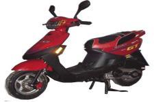 宝雅牌BY125T-25型两轮摩托车图片