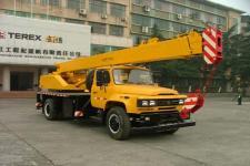 长江牌QZC5141JQZTTC012A型汽车起重机图片