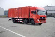 东风商用车国四前四后四厢式运输车211-269马力15-20吨(DFL5253XXYAX1C)